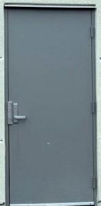 plienines durys