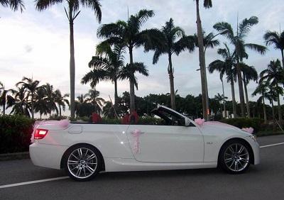 Automobiliai vestuvems