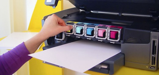 spausdintuvu kasetes