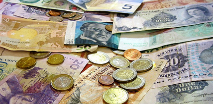 Valiutos kursai bankuose